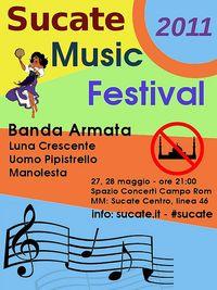 Sucate music festival